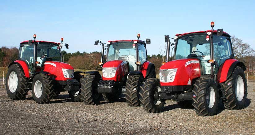 Maher Tractor Sales - McCormick & Landini Main Dealers
